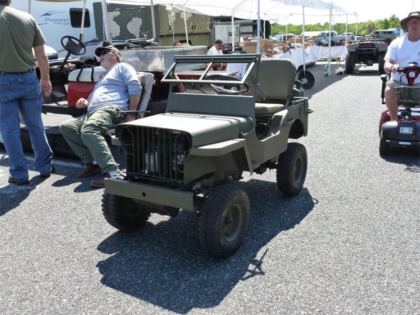 Vintage pedal cars   Hanson Mechanical
